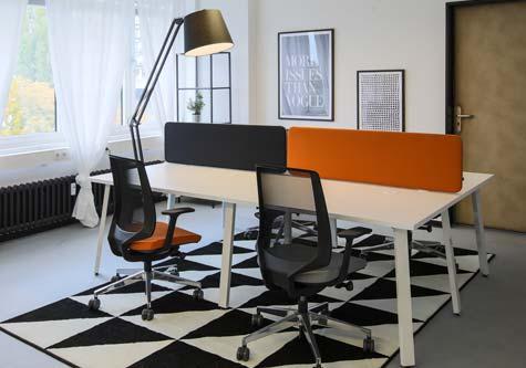 Coworking Einzelbüro