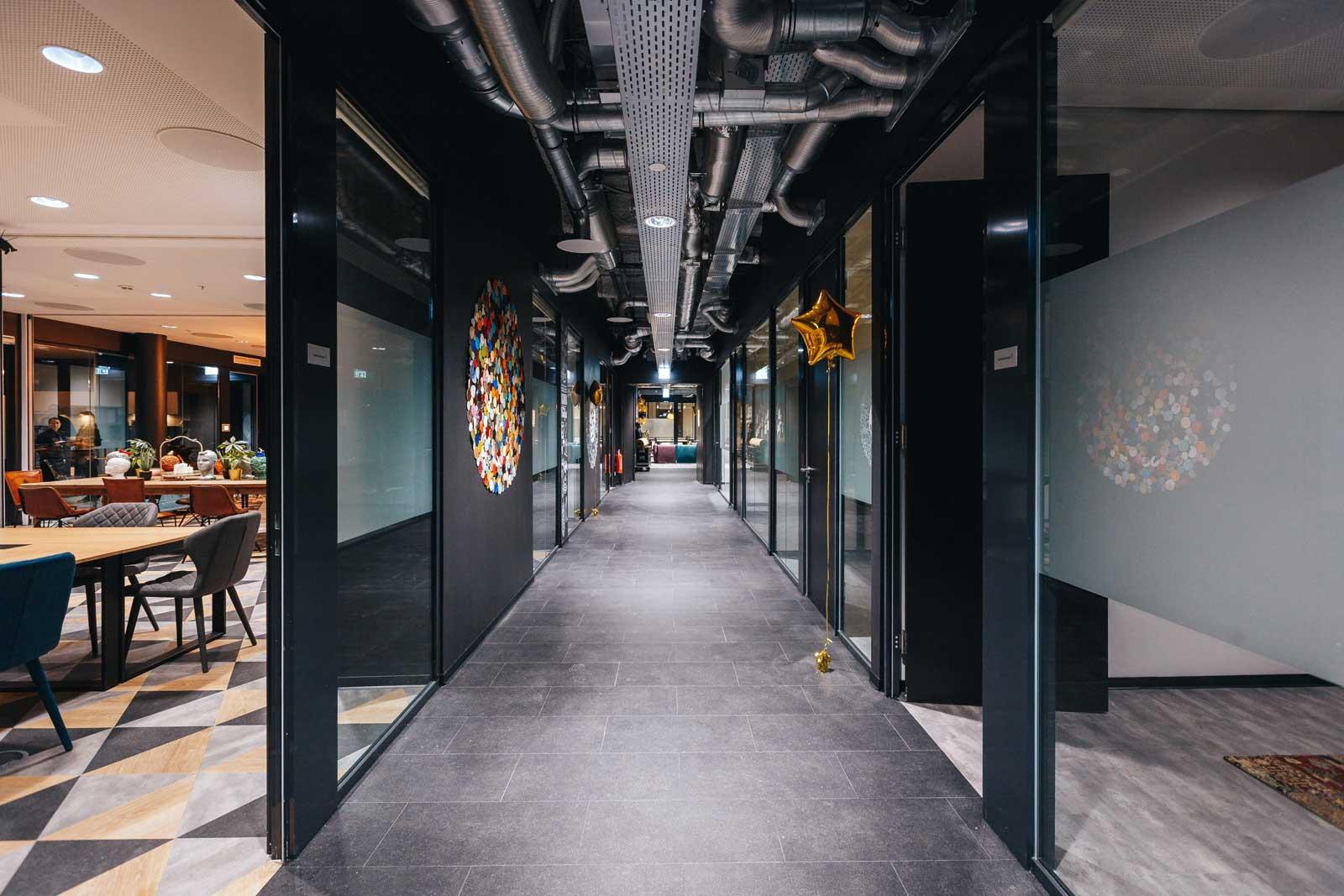 Coworking & Event Space | Hamburg Zentrum Kaufmannshaus | rent24
