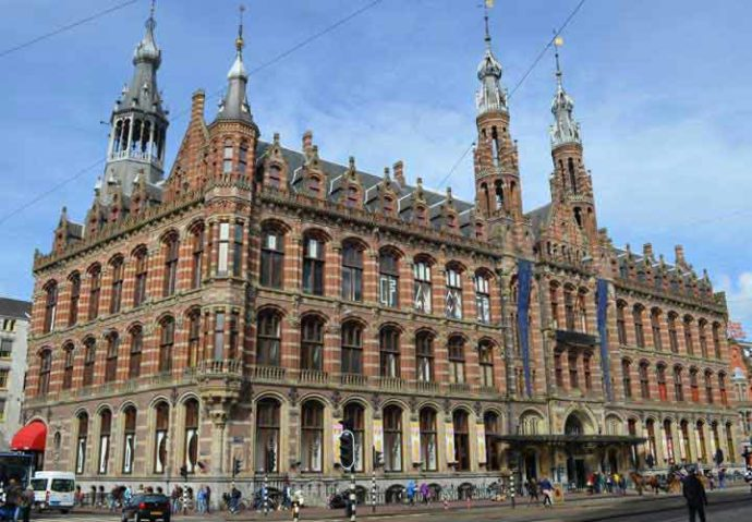 Rent Coworking Office Spaces In Amsterdam Rent24